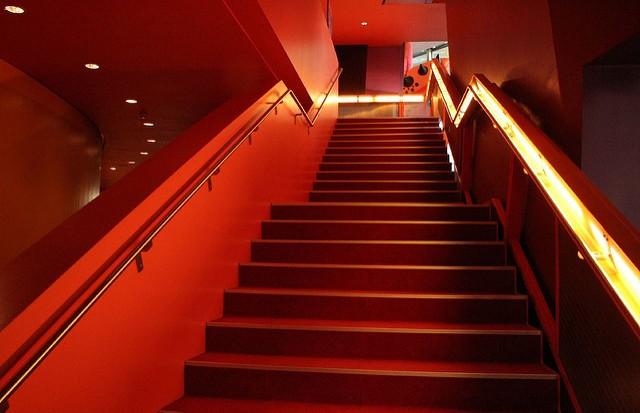 Trappen lopen