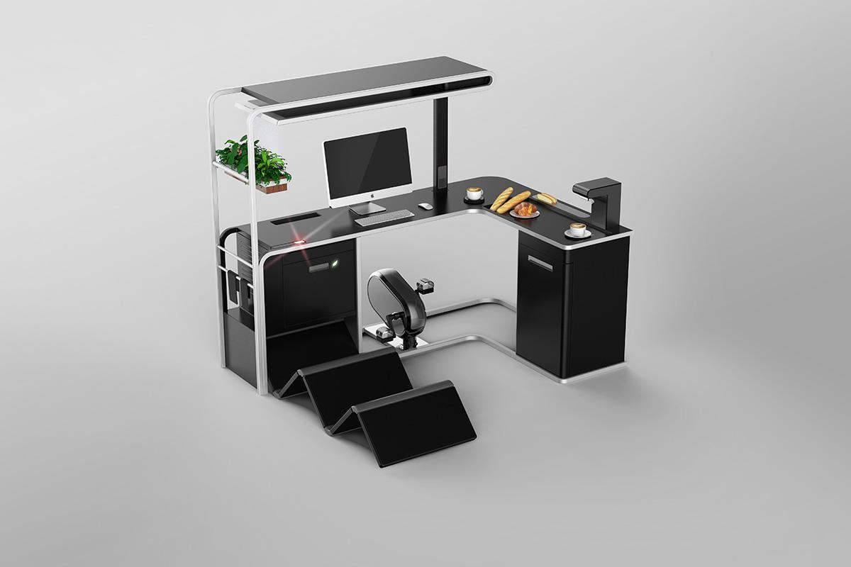 is dit het beste bureau ter wereld viking blog. Black Bedroom Furniture Sets. Home Design Ideas