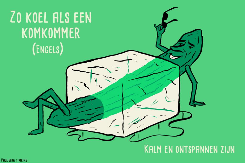 Engelse uitdrukking vertaald naar het nederlands