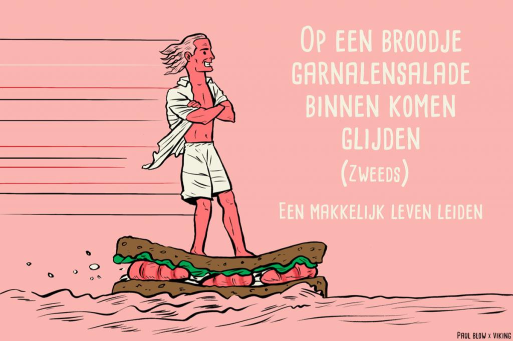 Zweedse uitrukking vertaald naar het Nederlands