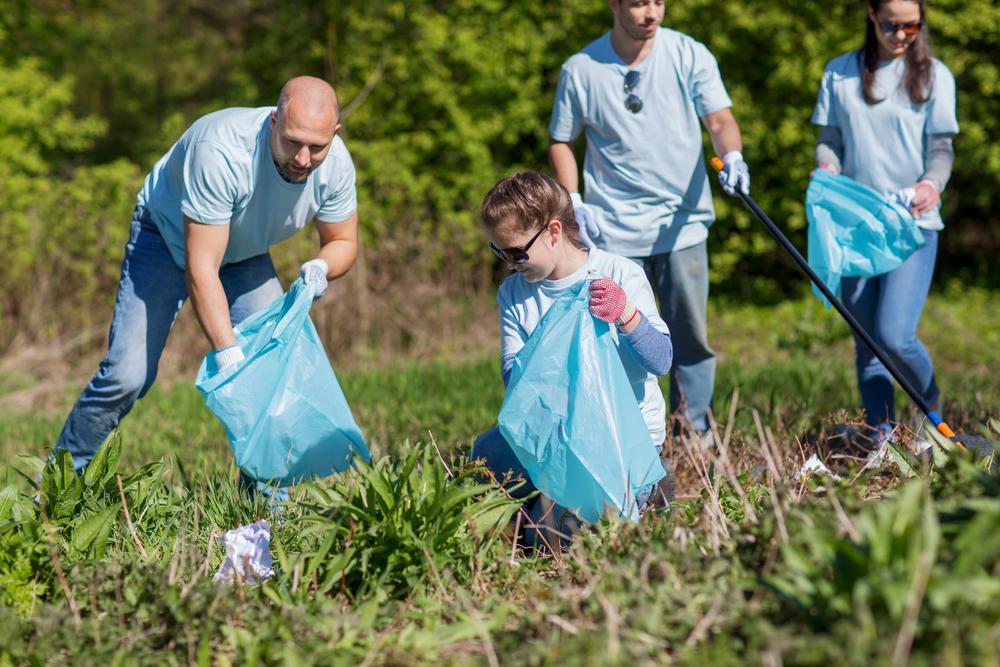 vrijwilligerswerk buiten