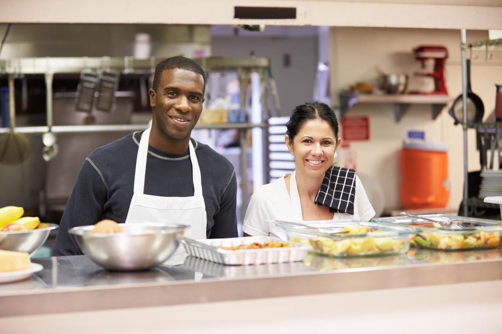 vrijwilligerswerk keuken