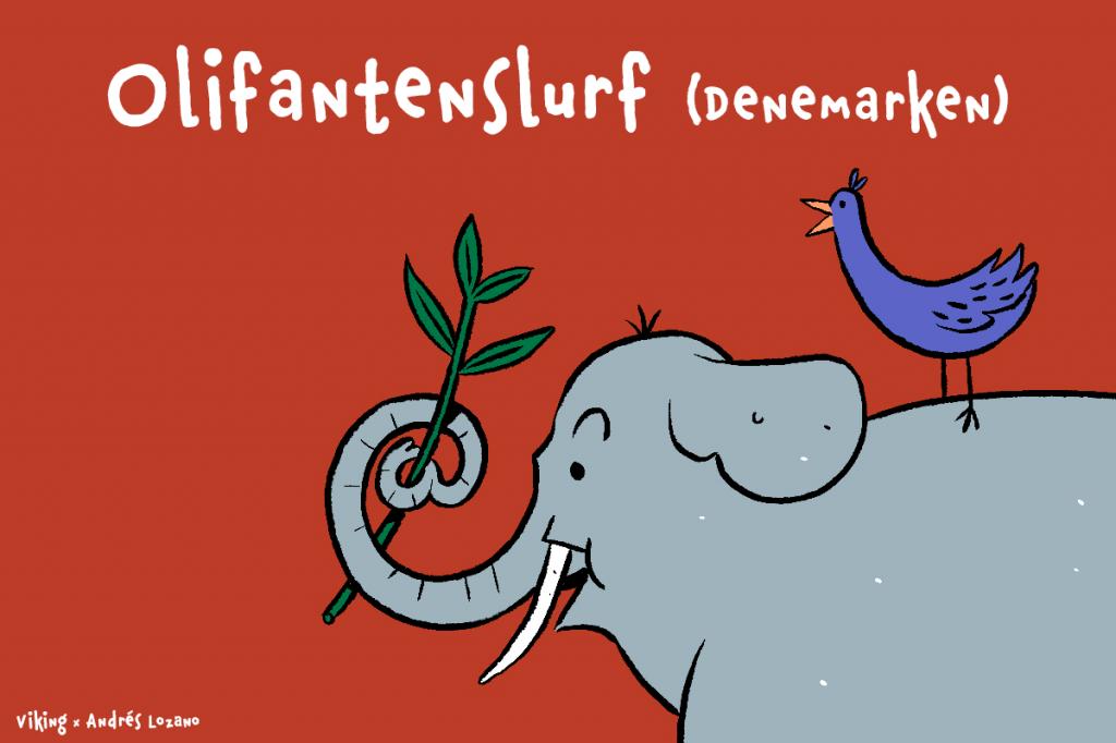 Olifantenslurf
