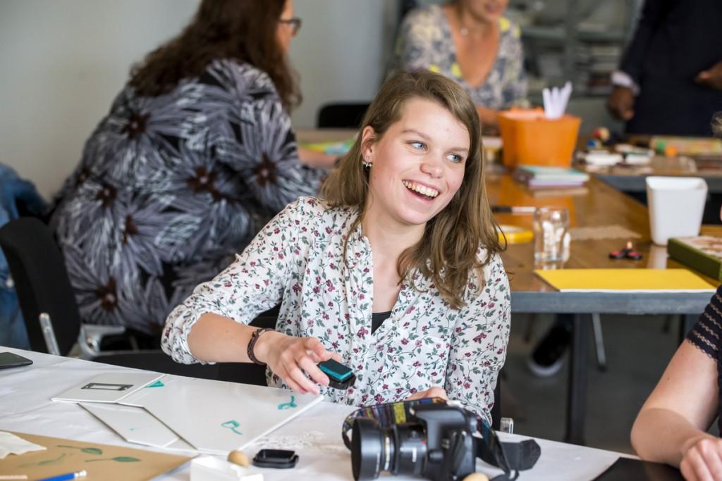 Viking workshop Bloggers Amsterdam 2017