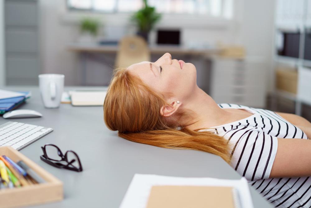 bureau meditatie