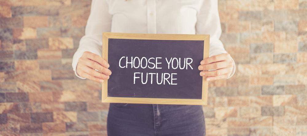 Kies je toekomst
